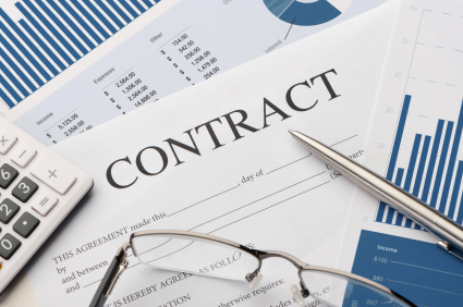 Contract Document With Onerous Clauses