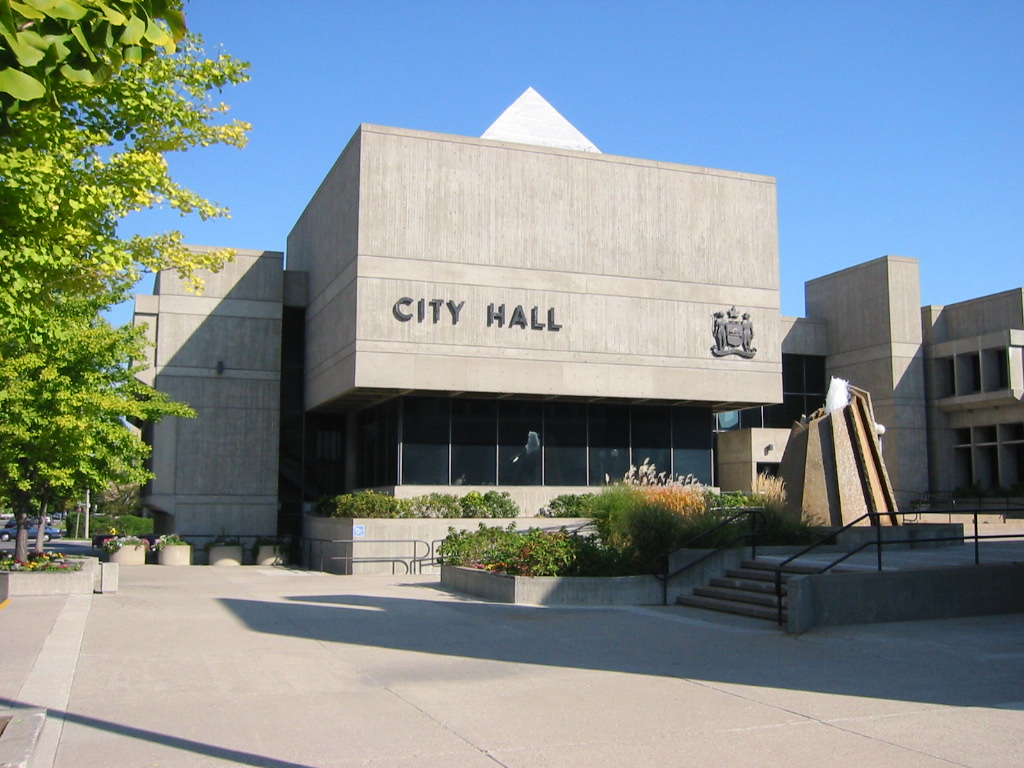 City Hall Where Municipal Bylaws Are Made